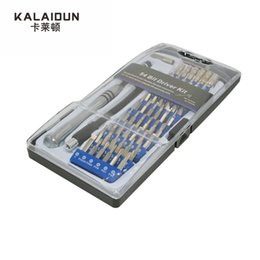 $enCountryForm.capitalKeyWord Australia - KALAIDUN High Quality 54 Bit Driver Kit 57 In 1 Precision torx Screwdriver Set Repair Tool Hand Tools for Phone 4s 5s iPad Pc