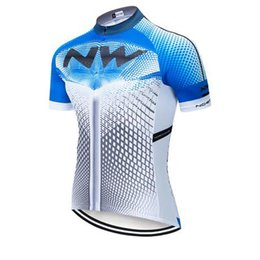 Wholesale Factory Direct Sale NW classic cycling jerseys bike shirt mtb bicycle maillot ropa ciclismo summer outdoor sports wear