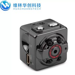 Night photography camera online shopping - Sports camera p HD photography compact and exquisite night vision sports waterproof DV long battery life high grade workmanship