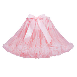 Discount cute little girls tutu dress - Cute Baby Girls Clothes Little Princess Lace Cake Tutu Sashes Dress Summer Clothes Kids Birthday Pink Vestido Infantil M