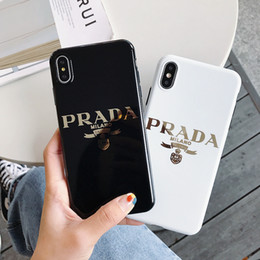 $enCountryForm.capitalKeyWord Australia - One Piece luxury designer phone case For iphone 6 7 8 plus xs max XR TPU plating gold high quality Cell phone cover stunk back drop shipping