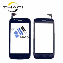 Free Touch Screen Phones Australia - Thani NEW touch screen panel Glass For Explay A400 Touch Panel Sensor Mobile Phone Replacement free shipping+tools
