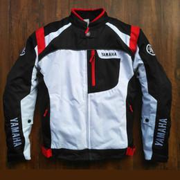 Discount yamaha gear - Waterproof Motorcycle Jacket Motorbike Riding Jacket for YAMAHA Windproof Protective Gear Armor Autumn Winter Moto Cloth