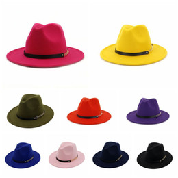 luxury mens hats Australia - Designer Hats Caps hats Men Women Panama Hat Fedora Hats Sun Hat Luxury Womens Mens Stingy Brim Jazz Cap Fashion Accessories Wholesale