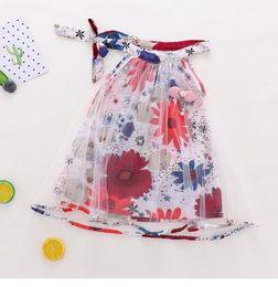 40bb83aba Korean Girl Child Models UK - Korean children s clothing 2019 summer  explosion models girls sleeveless flower