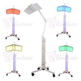 $enCountryForm.capitalKeyWord Australia - PDT equipment for spa 4 Colors LED PDT red infrared lamp for hair LED PDT red infrared lamp for hair
