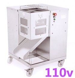 $enCountryForm.capitalKeyWord Canada - Free shipping 110v QSJ-G hot selling Multifunction meat cutter machine, 800KG  HR, meat slicer meat dicing