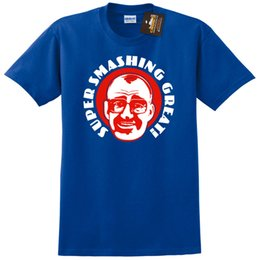 british tees Australia - Bullseye Inspired Jim Bowen T-shirt - Retro British 80TV Darts Gameshow NEW New Fashion T shirt Brand Hip Hop Print Men Tee S