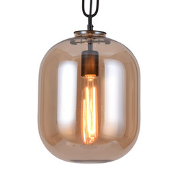 $enCountryForm.capitalKeyWord UK - Modern Simple Disnger Glass Pendant Lamp Chandelier Ceiling Light Fixture New For Dinning Room Home Decor Free Shipping