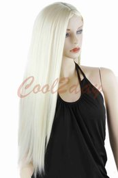 $enCountryForm.capitalKeyWord NZ - ePacket free shipping >Women Blonde Long Straight Natural Hair Wig Synthetic Cosplay Full Wigs