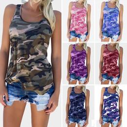 $enCountryForm.capitalKeyWord Australia - Women t shirt Women tank top Camouflage T-shirt Plus size clothe Sexy Fashion All matched Hot selling China women clothing manufacturer