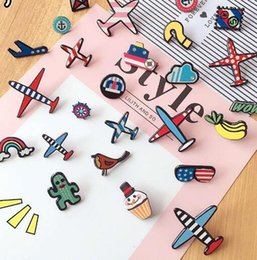 ecf1088caa Airplane Brooches NZ   Buy New Airplane Brooches Online from Best ...