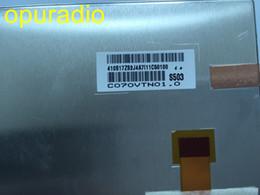 $enCountryForm.capitalKeyWord Australia - AUO 7inch LCD display C070VTN03 S503 C070VTN01 C070VTN01.0 touch screen panel for TOYOTA Prado car DVD GPS navigation audio