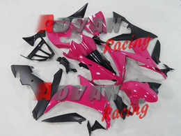Yamaha R1 Pink Australia - 3Gifts High quality New ABS motorcycle fairings fit for YAMAHA YZFR1 04 05 06 YZF R1 2004 2005 2006 YZF1000 fairing kits pink