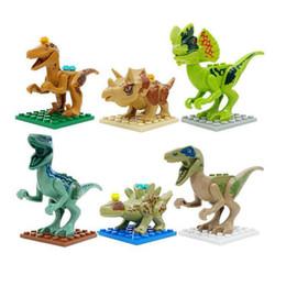 $enCountryForm.capitalKeyWord UK - SL8916 Jurassic World Dinosaur Figure Movie Triceratops Building Blocks Sets Model Toys for children