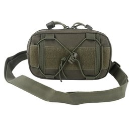 Map pouch online shopping - Outdoor Bags Tactical Molle Waist Bags Utility Map Admin Pouch EDC Tool Belt Bag Organizer Waist Pack Accessory Hunting Bag j2