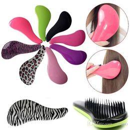 $enCountryForm.capitalKeyWord Australia - New Fashion Magic Easy Detangling Hair Massage Handle Anti-Static Cute Hair Brush Comb Salon Profession Styling Tamer Tool for Women
