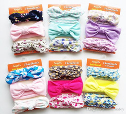 12 style Baby Girls Headbands Headbow Sets Girls Fashion Accessories Best  Christmas Gifts for Baby Tolders Girls 80262d5a7878