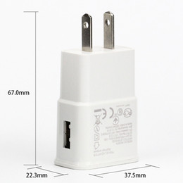 Charger 2.1a 5v Australia - 200pcs lot 5V 2A 1A AC USB Port Power Wall Charger 2 Amp Adapter Travel US EU Plug For Samsung Wall Charger Wholesale Free shipping