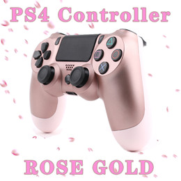 Ps4 colors online shopping - New Colors PS4 Controller for PS4 Vibration Joystick Gamepad Wireless Bluetooth Game Controller for Sony Play Station With Retail box