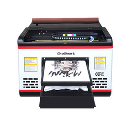 dtg printers NZ - automatic uv A3 flatbed printing machine inkjet DTG t-shirt printer