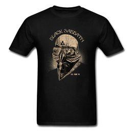 Discount army masks - mens designer clothes brand polo Men Tops Black Sabbath Streetwear Mens T-shirt Gas Mask Tshirt Print Vintage T Shirts R