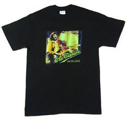 $enCountryForm.capitalKeyWord NZ - Eric Clapton & His Band Strat Guitar Pic BlaFashion T Shirt New Official Merch