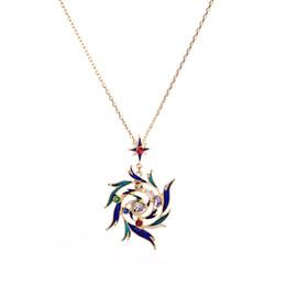 $enCountryForm.capitalKeyWord UK - 2019 Summer New Arrival Ins Style Korean Temperament Colorful Crystal Sweet Flower Female Pendant Necklace Gift N5235
