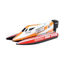 $enCountryForm.capitalKeyWord UK - Mini Remote Control Boat 3313M F1 Racing Boat 2.4G Plastic Mini Size RC Boats Fit For Out Door Indoor Playing Kids Water Toy