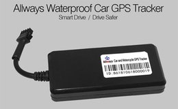 gsm gprs gps NZ - Allways Waterproof Small Car GPS Tracker with GSM GPRS or GPS satellites locate and monitor any remote targets by SMS or GPRS