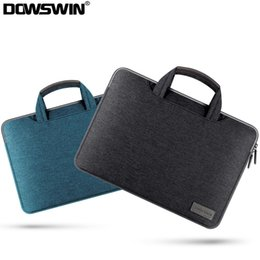 hp 15.6 laptop case NZ - Laptop Sleeve Case Bag For Macbook Air Pro 11 12 13 15 Notebook Laptop Sleeve Bag 15.6 13.3 inch For Lenovo xiaomi ASUS HP Dell