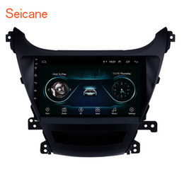$enCountryForm.capitalKeyWord NZ - Touch screen 9 inch Android 8.1 Head Unit GPS Car Radio for 2014-2016 Hyundai Elantra with AUX Bluetooth support TV Tuner Rearview Camera