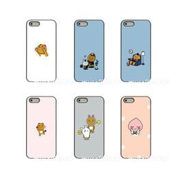 267c062d2c Korean Cute Cartoon Ryan Hard Phone Case Cover For Apple iPhone X XR XS MAX 4  4S 5 5S 5C SE 6 6S 7 8 Plus ipod touch 4 5 6