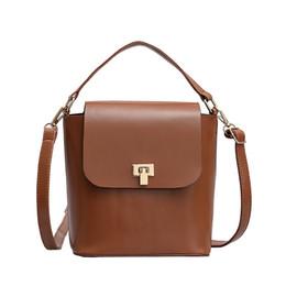 Wholesale Hand Bags Free Shipping Australia - Free shipping, 2019 New Woman Mini Handbags, Trend Messenger Bag, Vintage Lock Hand Women Crossbody Bag, Fashion Retro Flap.