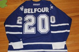 $enCountryForm.capitalKeyWord Australia - Cheap custom VINTAGE 2002 TORONTO MAPLE LEAFS JERSEY ED BELFOUR RARE Mens Personalized stitching jerseys
