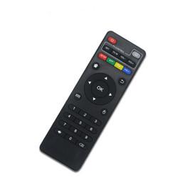Android TV Box Için evrensel IR Uzaktan Kumanda H96 max / V88 / MXQ / T95Z Artı / TX3 X96 mini / H96 mini Değiştirme Uzaktan Kumanda indirimde