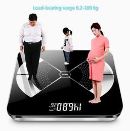 Small Fat UK - Charging Household Weight Scale Precision Body Weighing Meter Small Intelligent Weight Loss Adult Baby Electronic Weighing Dormitory