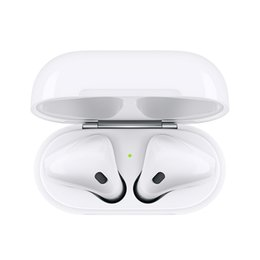 $enCountryForm.capitalKeyWord Australia - 2019 Hot sale Double ear Bluetooth Earphone Headset as SuperCopy AirPods works Touch, Voice Control,Light induction, hight quality 1pc...