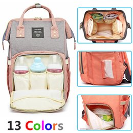 7ebc88c187afd Fashion Mummy Maternity Diaper Bag Brand Large Capacity Wet Nappy Bags Mom  Travel Backpack Stroller Nursing Bag for Baby Care