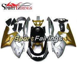thundercat injection mold fairing kit Australia - Injection New Fairings For Yamaha YZF600R Thundercat 1997 - 2007 Complete Motorcycle Kit ABS Fairing Plastics Covers Silver Green Gold Cover