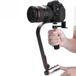 Dslr Slr Camera Australia - Handheld Stabilizer Gimbal for DSLR SLR Digital Camera Sport DV Aluminum Alloy estabilizador de camera DSLR Universal new