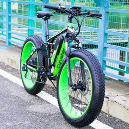 "Wholesale NEW 26"" Motor Max Output 1500W Fat Tire Electric Bike Mountain Bike"