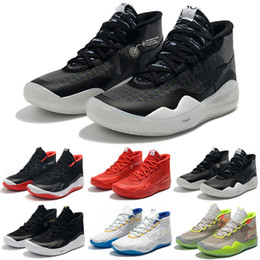 separation shoes 2c455 340d1 2019 New KD 12 The Day One shoes for sale Best Kevin Durant 12 Basketball  shoes free shipping US7-US12