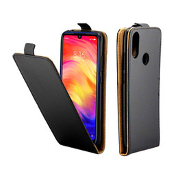 Vertical flip leather case online shopping - Business Leather Case For Xiaomi Redmi Note Cases Coque Vertical Flip Cover With Card Slot Mobile Phone Bags