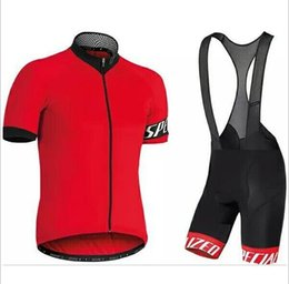 Großhandel 2019 neuer kurzärmeliger Jersey-Anzug mit engem, atmungsaktivem Fahrrad-Set. MTB-Fahrrad