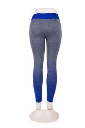 Army Yoga Pants UK - Women's Fashion Sell well sexy High waist Hip lifting Elastic force Ventilation motion Yoga pants Sports pants