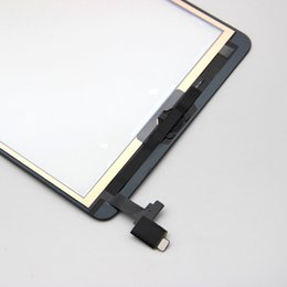 Ipad Mini Touch Screen Assembly Australia - Replacement Touch Screen For iPad mini 1 Touch Digitizer Screens IC Home Button Flex Cable Complete Assembly for ipad mini1