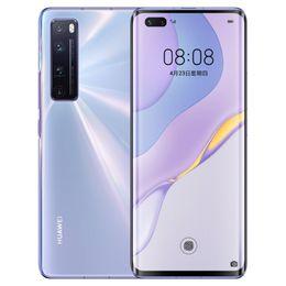 "Wholesale Original Huawei Nova 7 Pro 5G Mobile Phone 8GB RAM 128GB 256GB ROM Kirin 985 Octa Core Android 6.57"" 64MP NFC Face ID Fingerprint Cell Phone"