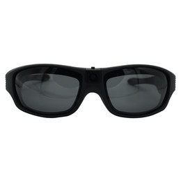 Eyeglasses Hd Camera NZ - Smart Glasses Camera Sunglasses Waterproof Real Full HD Eyewear DV Camcorder 1080P Mini Eyeglass DVR Camera Video Recording for Sports
