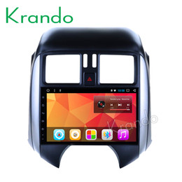 "Audio For Nissan Australia - Krando Android 8.1 10.1"" IPS Touch screen car Multmedia player for NISSAN SUNNY 2011-2013 audio player gps navigation wifi car dvd"